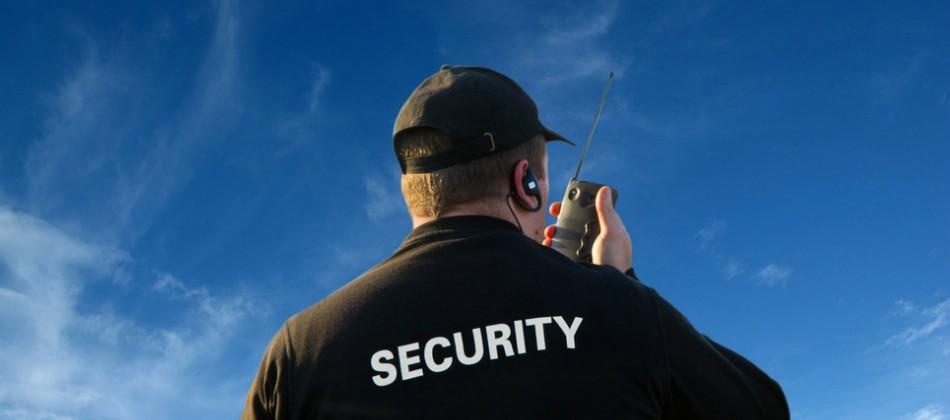 Around the clock security service
